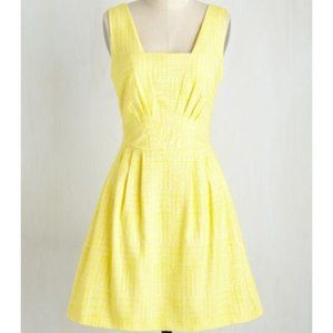 Maitai Yellow dress size L